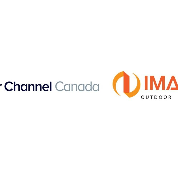 Clear Channel Canada Logo, Imagine - Outdoor Advertising Logo