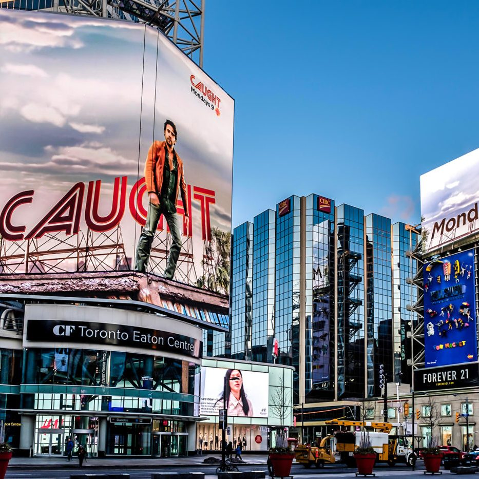 CBC - Caught - Yonge-Dundas Square Domination (Toronto, ON)