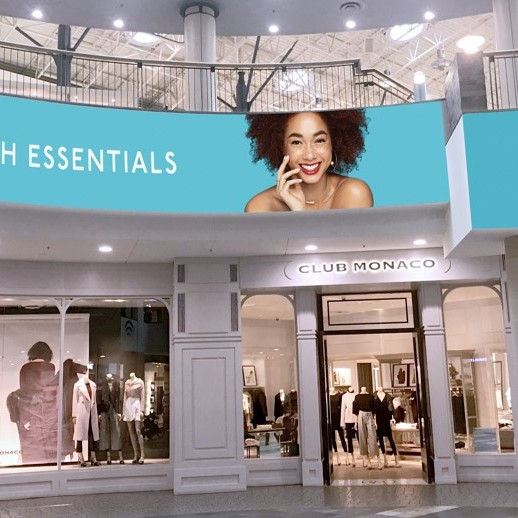 Birks - Summer French Essentials - Malls - Chinook Mall - Banner (Calgary, Alberta)