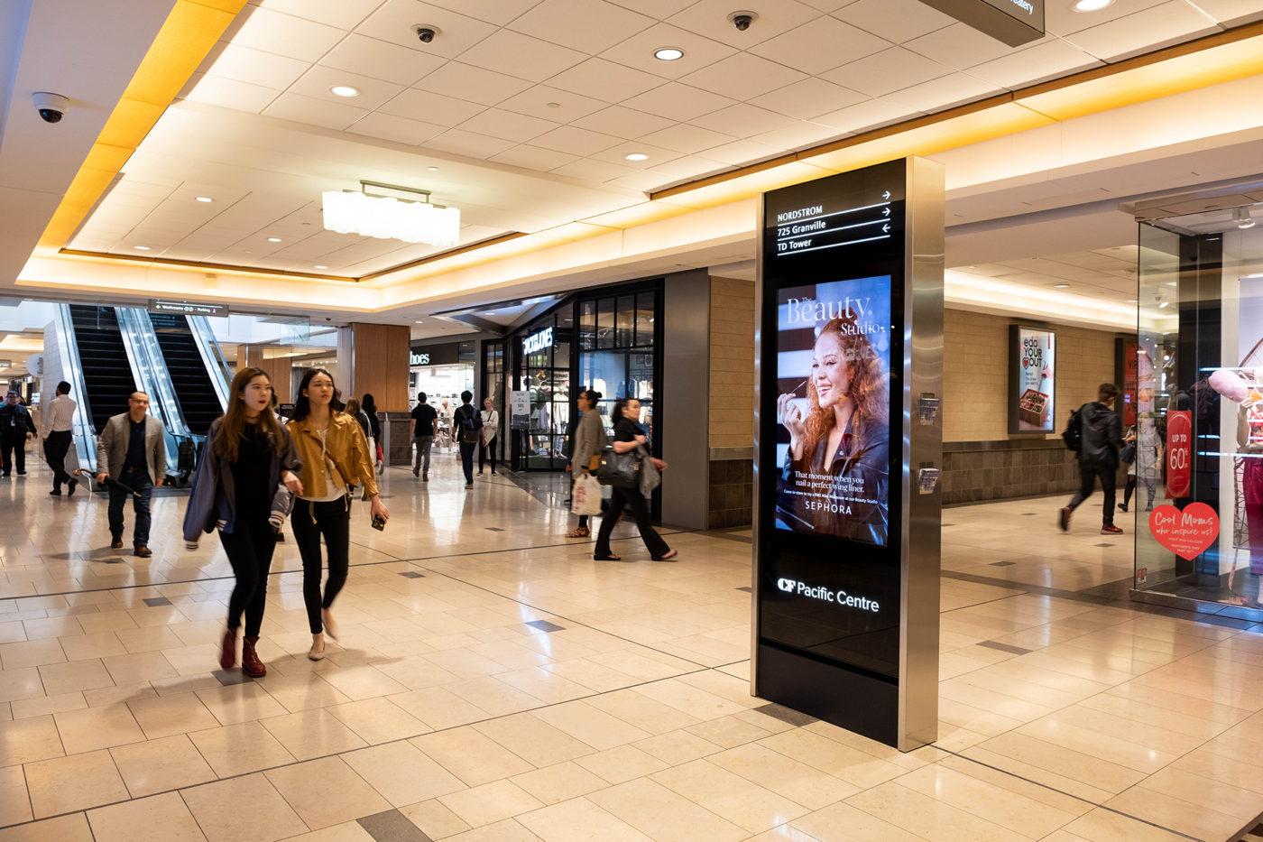 Sephora - The Beauty Studio - Malls - CF Pacific Mall - Digital Directory (Markham, Ontario)