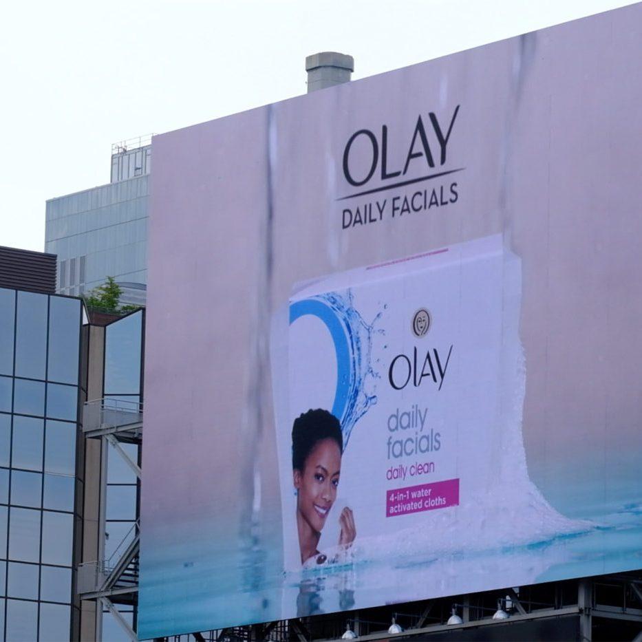Olay - Spectaculars - GEW 1080 (Toronto, Ontario)