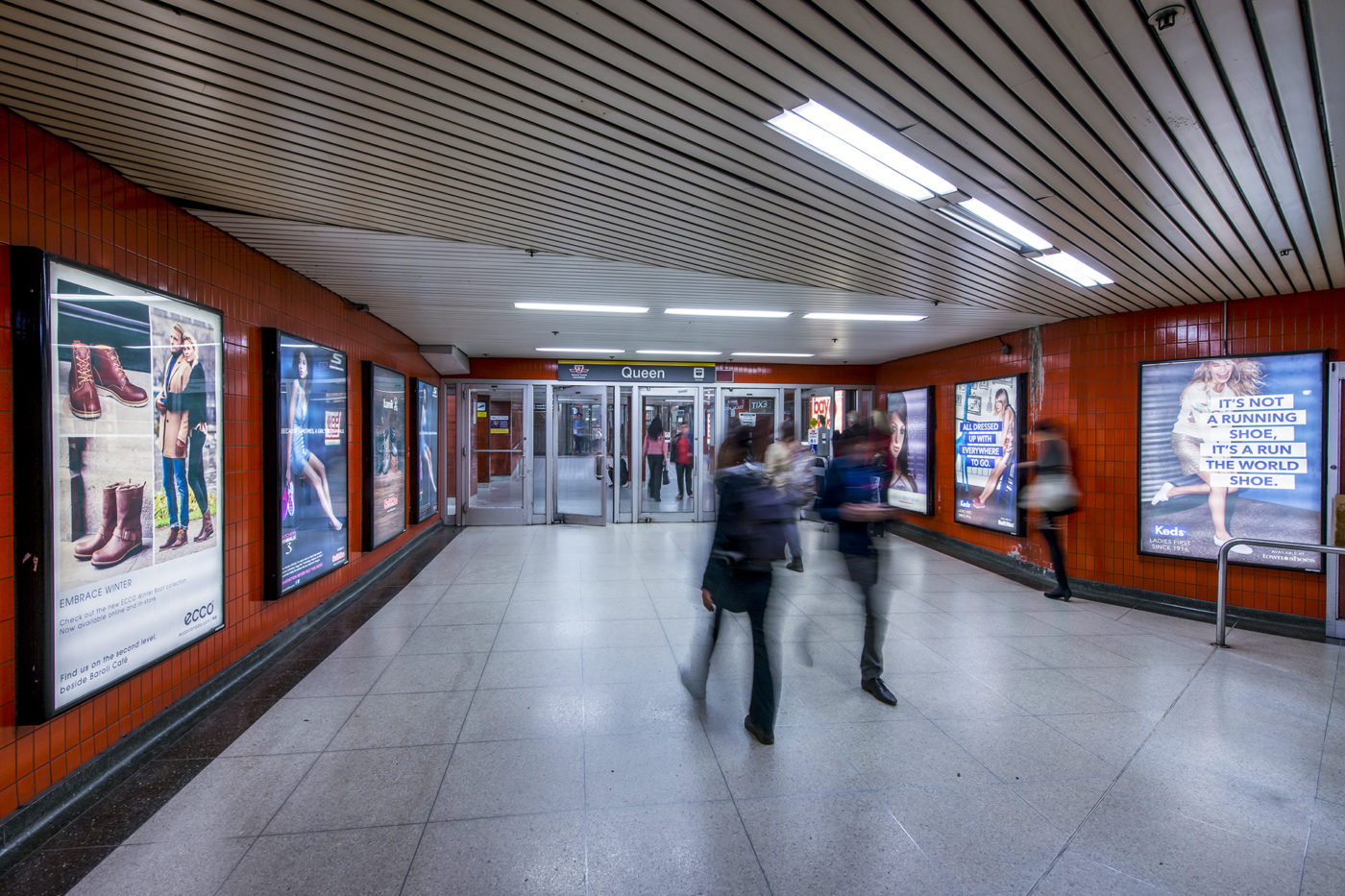 Malls - CF Eaton Centre - Mall Posters (Toronto, Ontario)