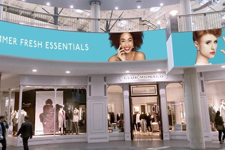 Birks - Summer French Essentials - Malls - Chinook Mall - Banner (Calgary, Alberta)