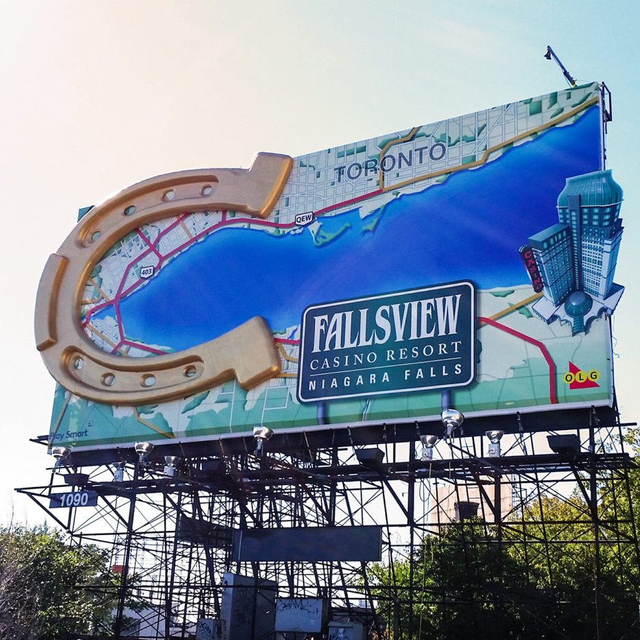 OLG - Fallsview Casino Resort - Spectaculars - GEW 1090 (Toronto, Ontario)